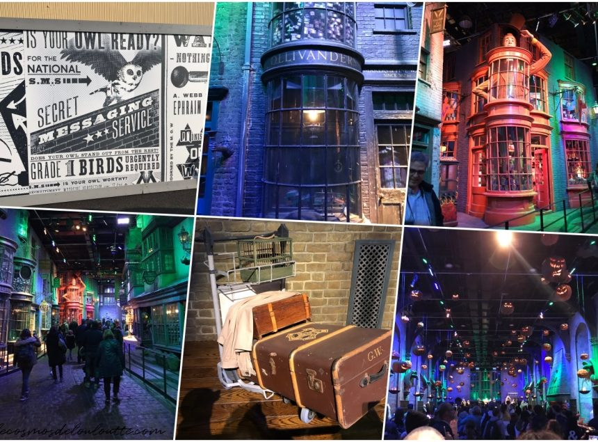 Harry Potter : Visite des studios Warner Bros. à Londres